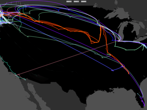 Trash Track wins NSF visualization challenge