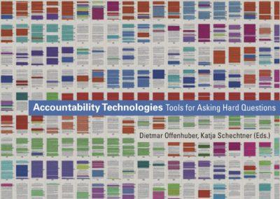 Accountability Technologies