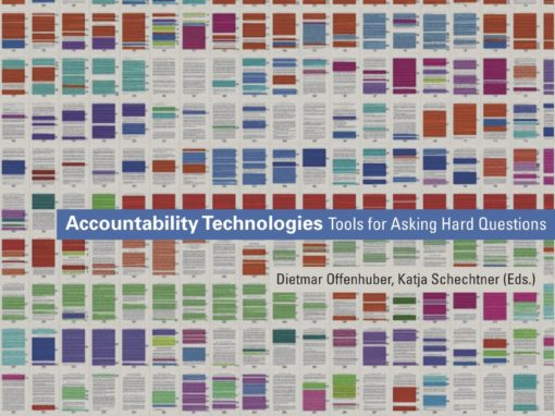 Accountability Technologies