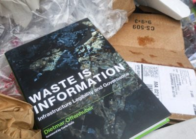 "New Monograph ""Waste is Information"" (MIT Press)"