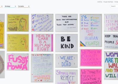 Screenshot Art of the March